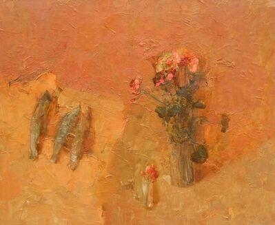 Olga Geoghegan, 'Summer Geraniums', 2017