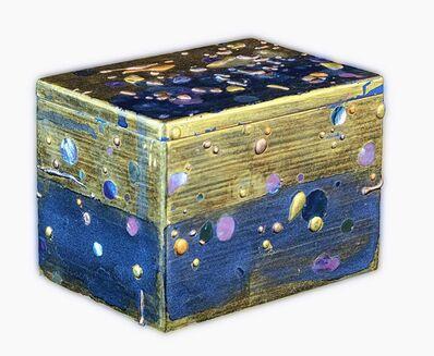 Nancy Lorenz, 'Gold Night Sky Box', 2018