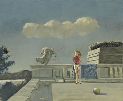 Hughie Lee-Smith, 'Prelude', 1986