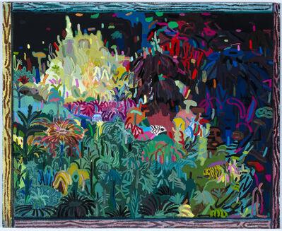 Leon Benn, 'Aquarium with Three Fish', 2019