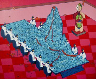 Chang Teng-yuan 張騰遠, 'Simulator - The Right Way of Meeting', 2015