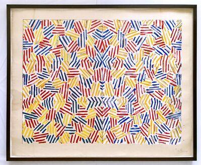 Jasper Johns, 'Corpse and Mirror (ULAE 169)', 1976