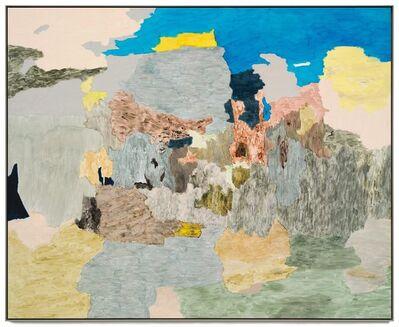 Andreas Eriksson, 'Semaphore (Mangan Blue)', 2020