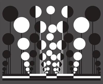 José Antonio Miguez, 'Monocromia 2 V4', 2020