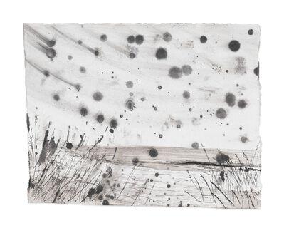 Nicole Eisenman, 'Empty Beach Raining'