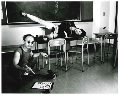 Nobuyoshi Araki, 'Marvellous Tales of Black Ink (NA-BK_90)', 1994