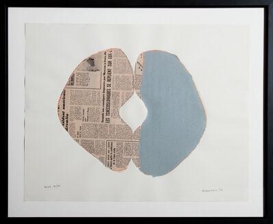 Conrad Marca-Relli, 'Ibiza II', 1968