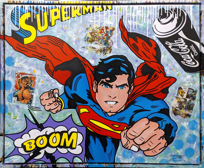 JOZZA, 'THE BIG BOOM! (SUPERMAN)', 2018