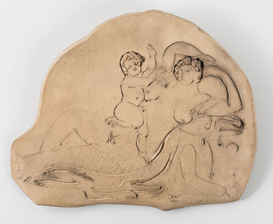Reuben Nakian, 'Cupid and Nymph', 1951
