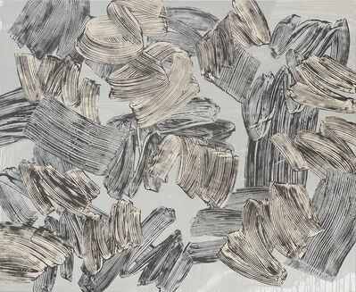 Lee Eu, 'Geste belge-bleu', 2019