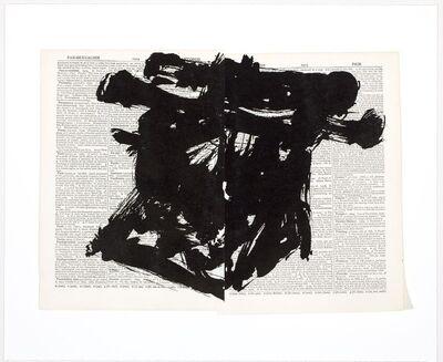 William Kentridge, 'Universal Archive (Ref. 66)', 2012