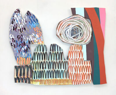 Justine Hill, 'Figure, Ground, Background (mini)', 2019