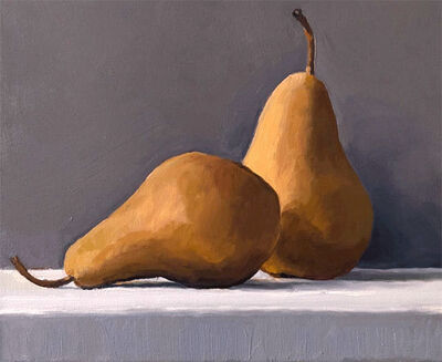 Dan McCleary, 'Two Pears', 1.18.20