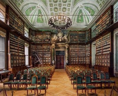 Ahmet Ertug, 'Library of Science Academy, Turin', 2016