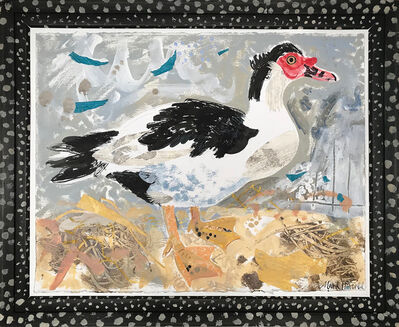 Mark Hearld, 'Muscovy Drake'