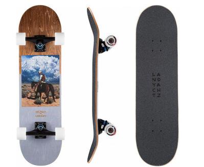 Mark Maggiori, ' Landyachtz ATV Cowboy 32 Skate Deck ', 2018