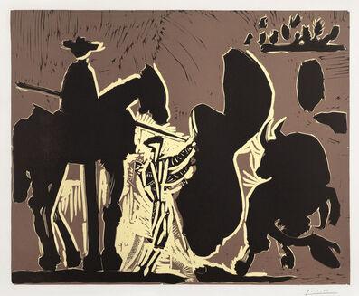 Pablo Picasso, 'Avant la Pique', 1959