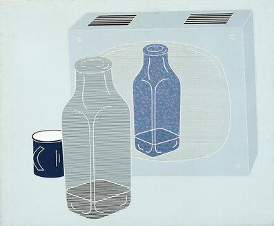 Emilio Tadini, 'Circuito Chiuso. La Bottiglia / Closed Circuit. The Bottle', 1969