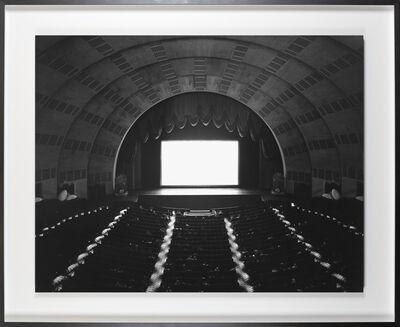 Hiroshi Sugimoto, 'Radio City Music Hall, New York', 1978
