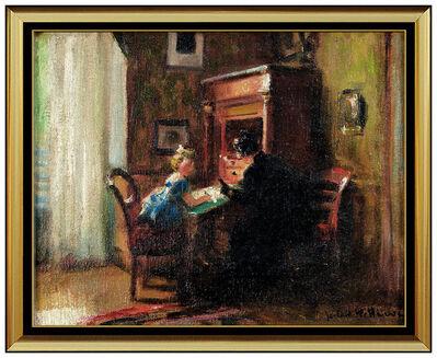 Jules René Hervé, 'Study Time ', 20th Century