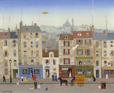 Michel Delacroix, 'Ballons Rouges'