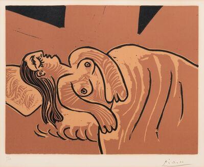 Pablo Picasso, 'Femme endormie', 1962