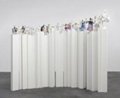 Alicja Kwade, 'Animal Metaphysicum (Im Bogen zurück)', 2011