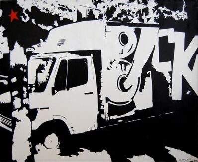Blek le Rat, ''Untitled'', 2006