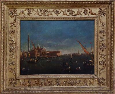 Francesco Guardi, 'San Giorgio Maggiore, Venice', 1750-1770