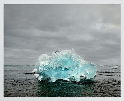 Andrea Hamilton, 'Luminous Icescape Iceland No. 3', 2013