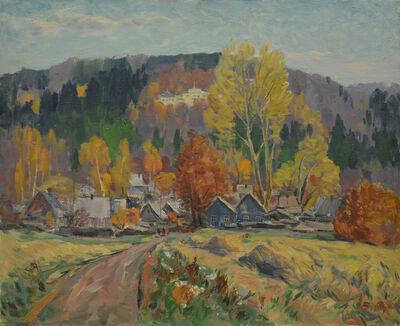 Vladimir Klimentevich Zhuk, 'Shiskin Forest', 1989