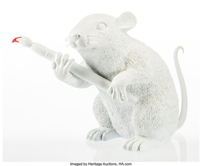 Banksy, 'Love Rat', 2016