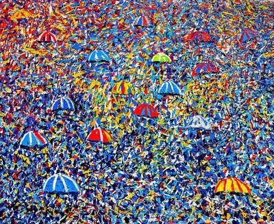 Larry Otoo, 'Umbrella Festival ', 2019