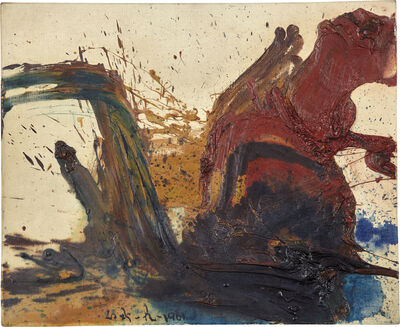 Kazuo Shiraga, 'Untitled', 1961