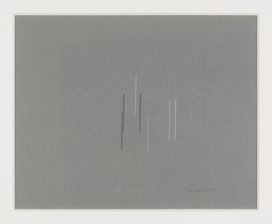 Fred Sandback, '55 van Dam St.', 1991