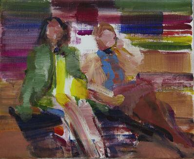 Simon Nicholas, 'Study for Gallery', 2021