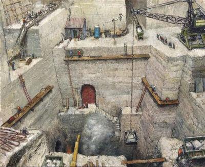 Chester Arnold, 'Quarry', 2015