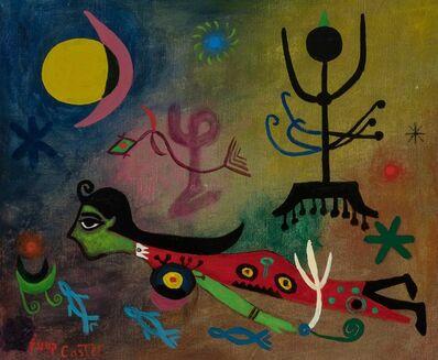 Moshe Castel, 'Dreamscape', 1947