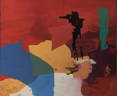 Jean-Pierre Lafrance, 'Le sud est derrière toi', 2020