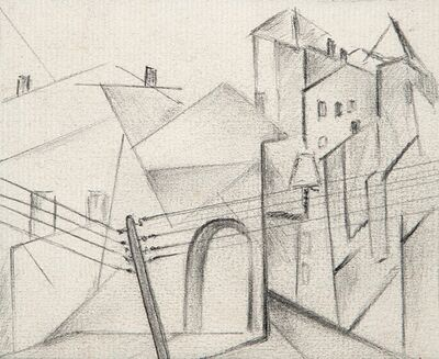 Tamara de Lempicka, 'Paesaggio'
