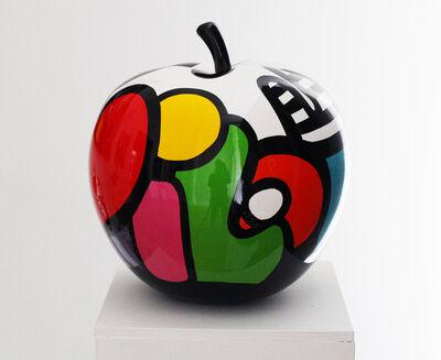 Virginia Benedicto, 'I Love You Mini Apple', 2019