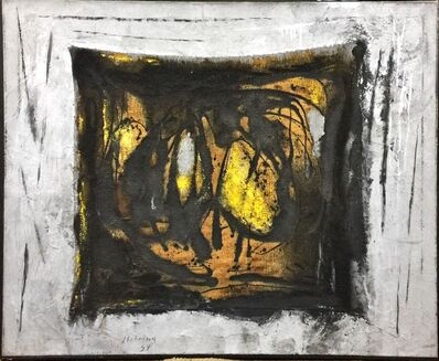 Howard Mehring, 'Cavern', 1954