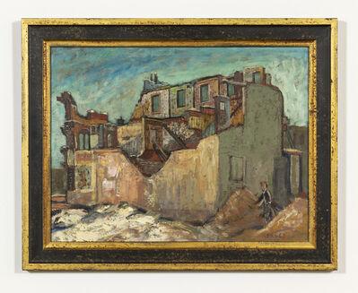 Charles Heaney, 'Demolition No. 3', mid century