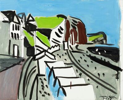Jason Berger, 'Petites Dalles, Normandy', 2002