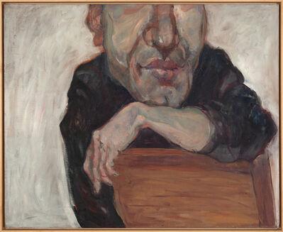 Marwan (Marwan Kassab-Bachi), 'Self-portrait', 1964