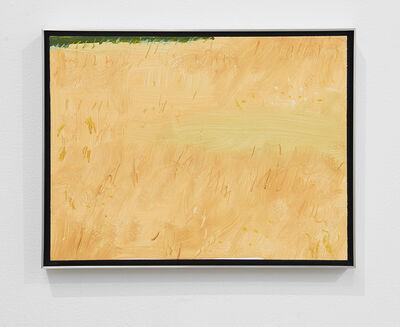 Alex Katz, 'Field 1', 2017