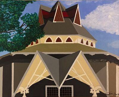Don Hammontree, 'Union Chapel, Oak Bluffs, Martha's Vineyard, MA', 2017