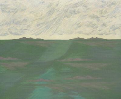 Carlo Battaglia, 'Arcipelago Canto XVII', 1989