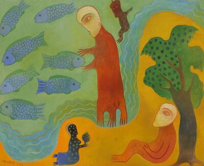 Manuel Mendive, 'Untitled ', 2000