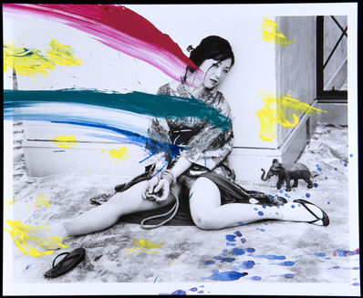 Nobuyoshi Araki, 'From the Series PaINting (ARAKI17654)', 2010